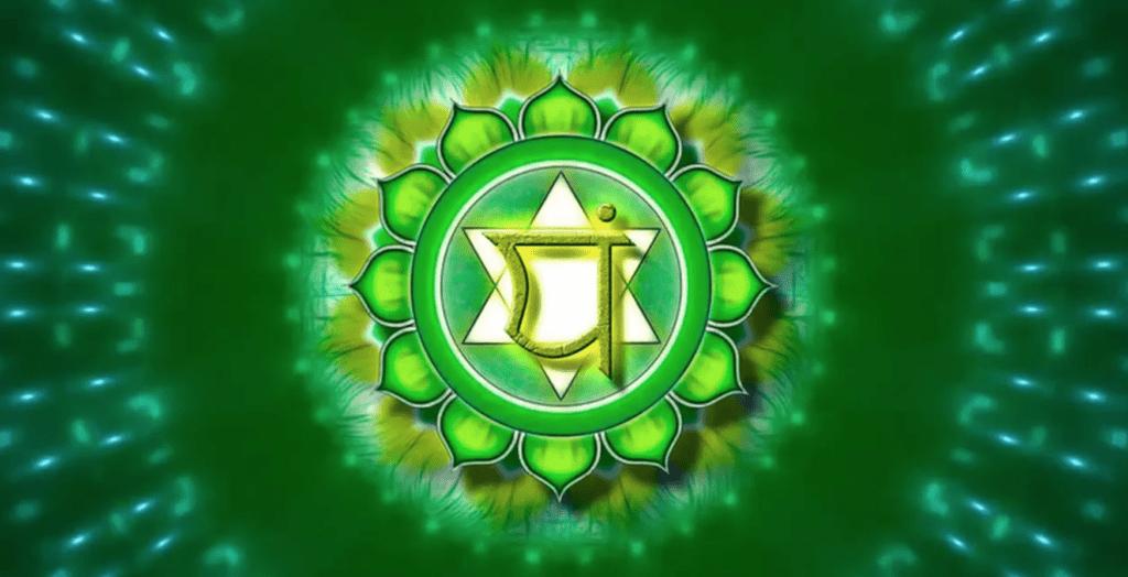 Четвертая чакра анахата (сердечная чакра)