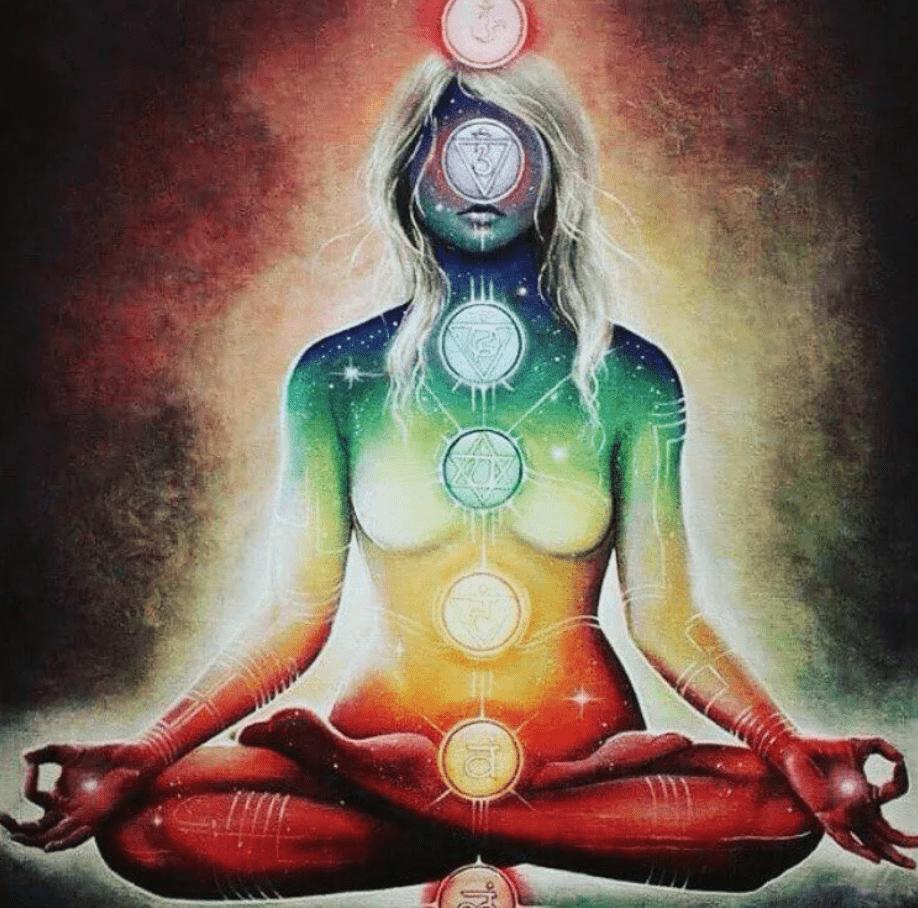 Медитация на чакру Свадхистана