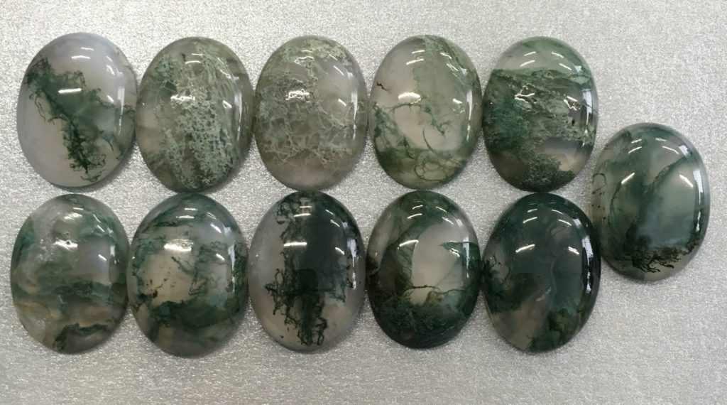 Моховой агат – магические свойства камня