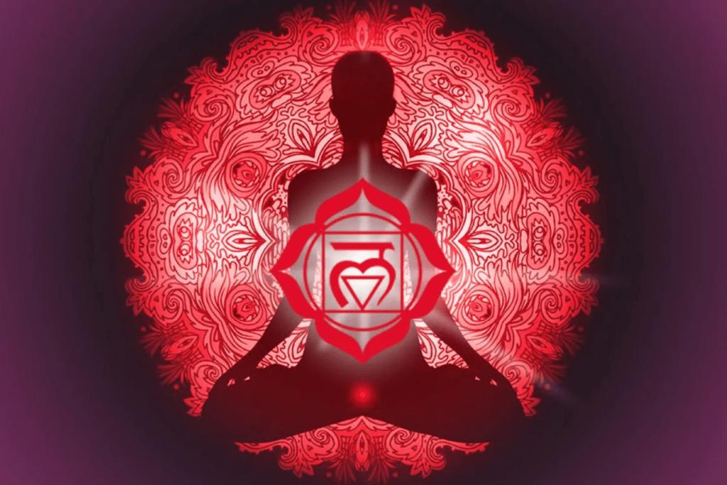 Первая чакра муладхара (корневая чакра)