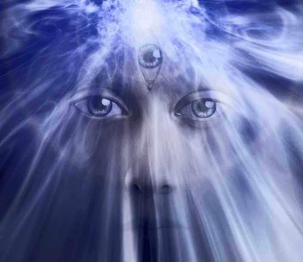 Практика открытия «Третьего глаза»