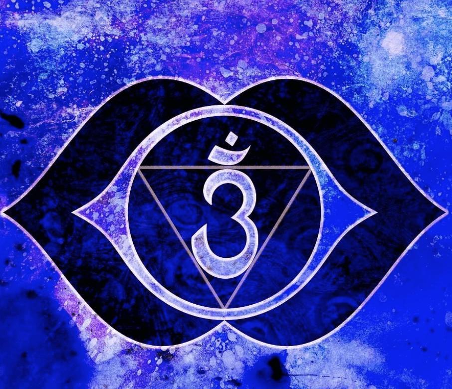 Шестая чакра аджна (чакра третий глаз)