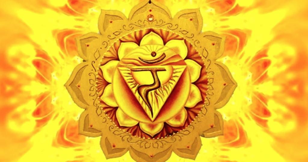 Третья чакра - Манипура (солнечное сплетение)