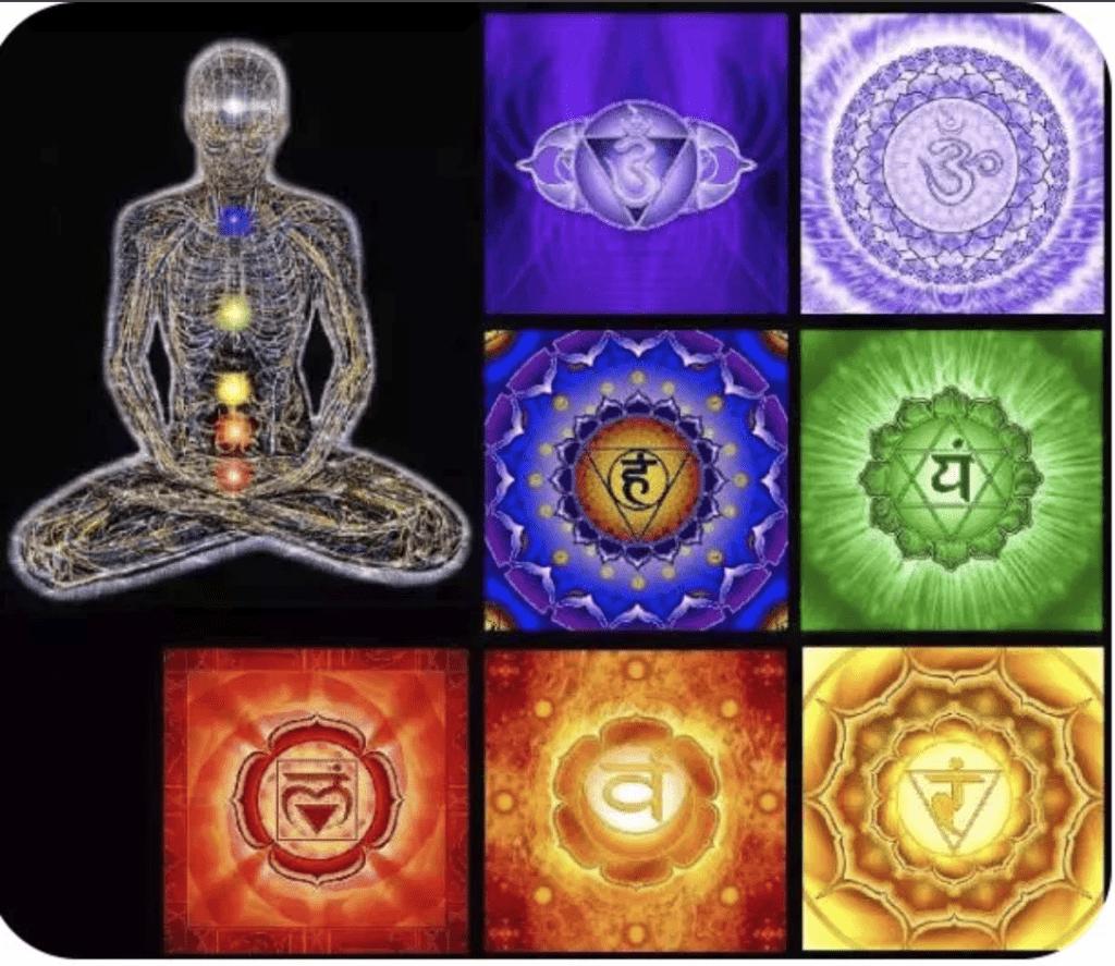 Визуализация и медитация на сердечную чакру