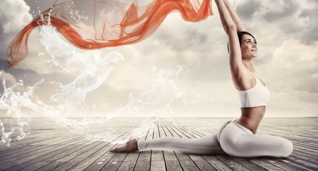 Комплекс асан в йоге для открытия чакр