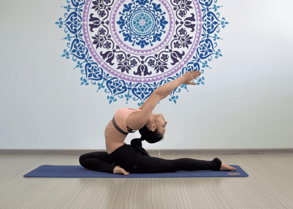 Йога - основные асаны для начинающих