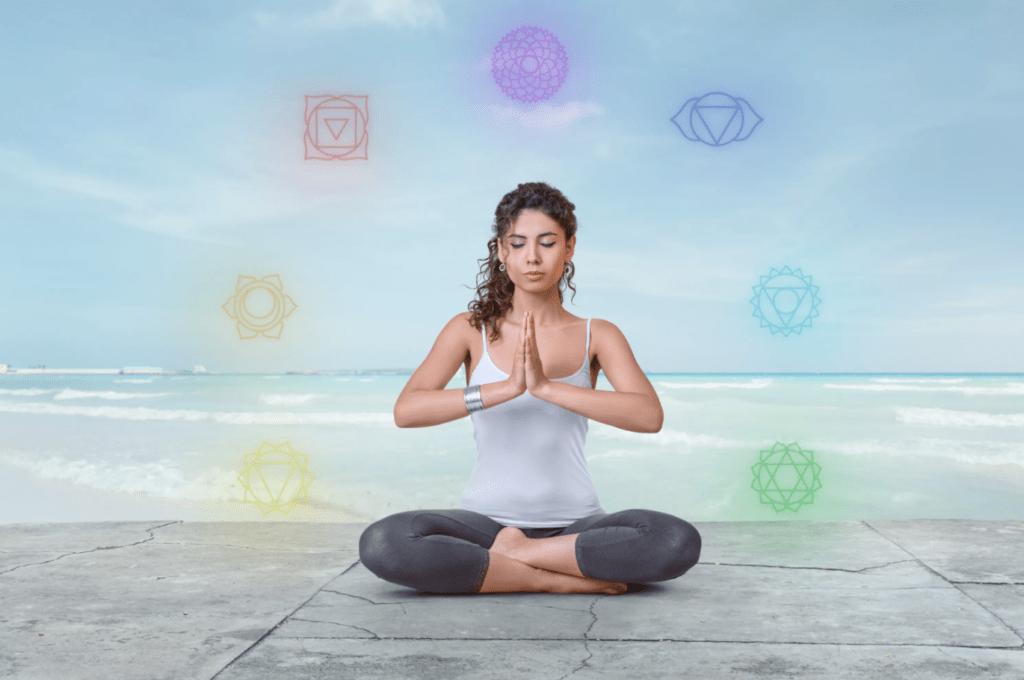 Медитация для женских чакр