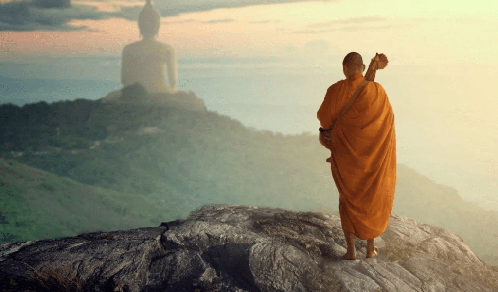 Медитация при ходьбе: «Шаги Будды»